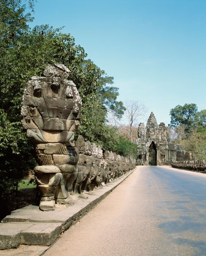 Stock Photo: 869-1467A South Gate