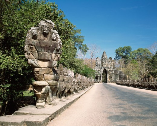 Stock Photo: 869-1467B South Gate