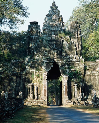 Stock Photo: 869-1470 Gate of Victory