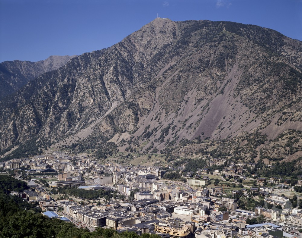 Stock Photo: 869-167 Andorra la Vella