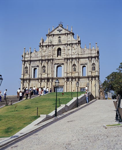 Stock Photo: 869-477B St. Paul's Church