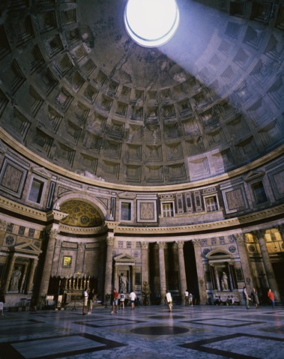 Stock Photo: 869-866 Pantheon