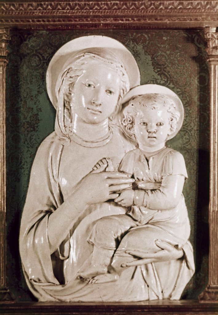 Stock Photo: 900-100262 Madonna & Child (Ava Gratia) 
