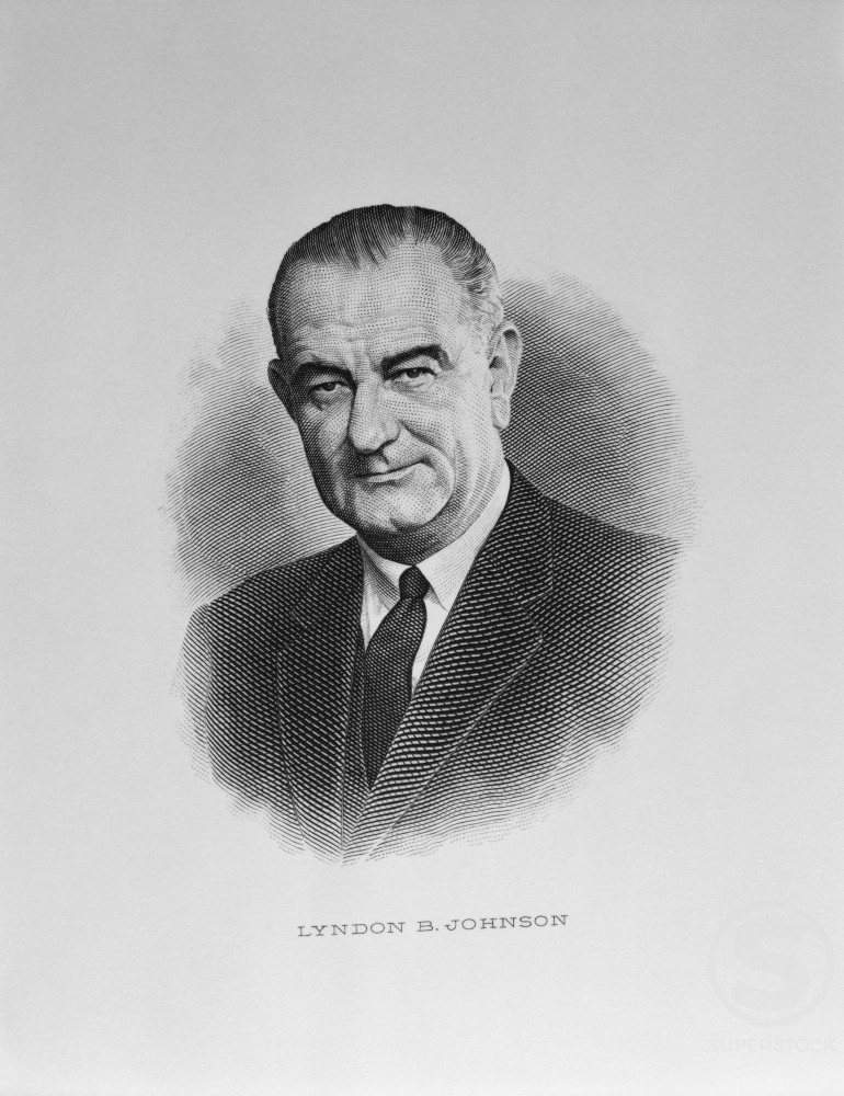 Lyndon B. Johnson 