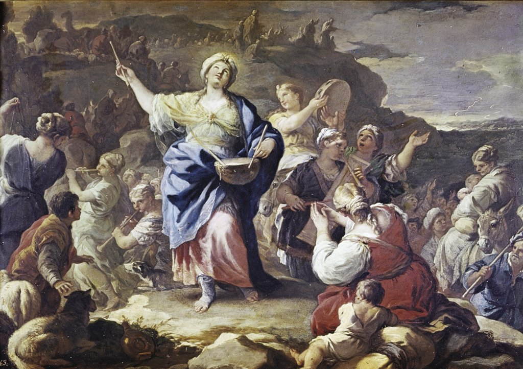 The Song of the Prophetess