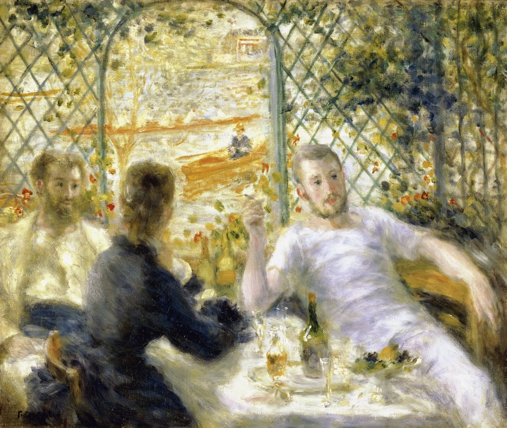 The Rowers' Lunch 