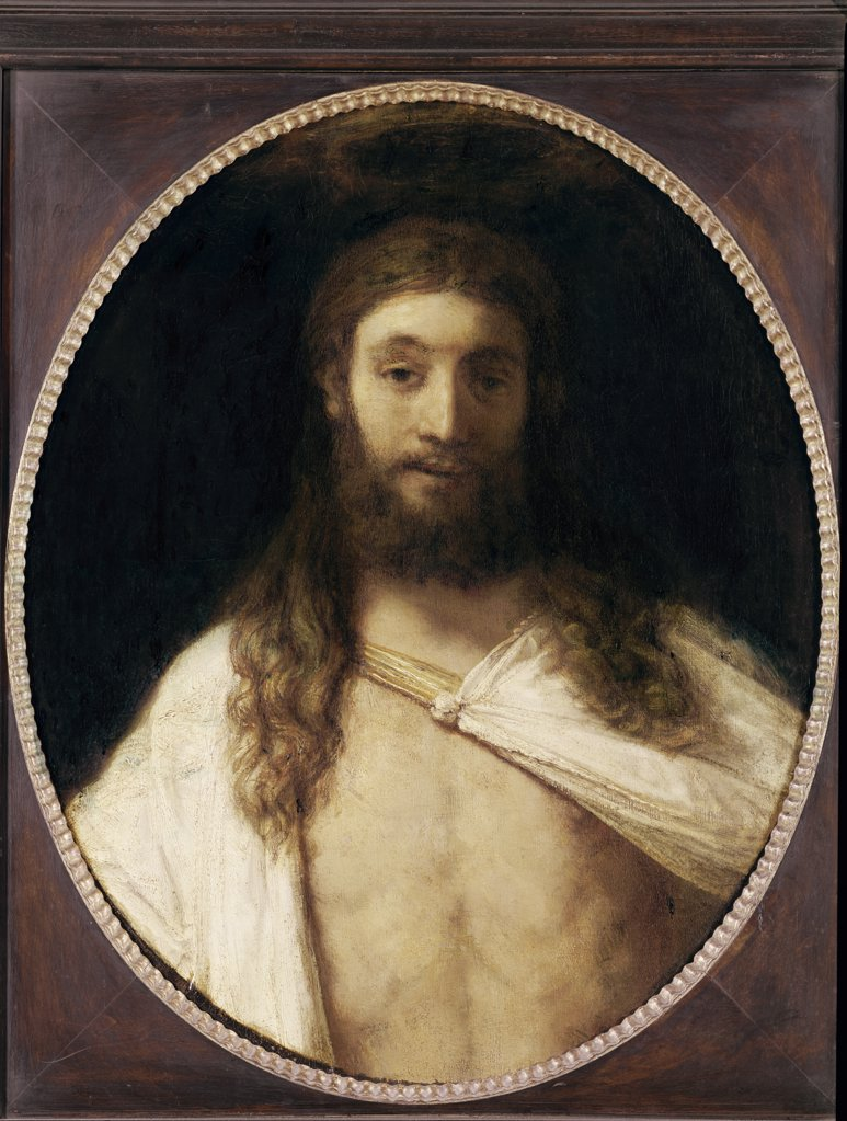 Stock Photo: 900-101373 The Risen Christ 