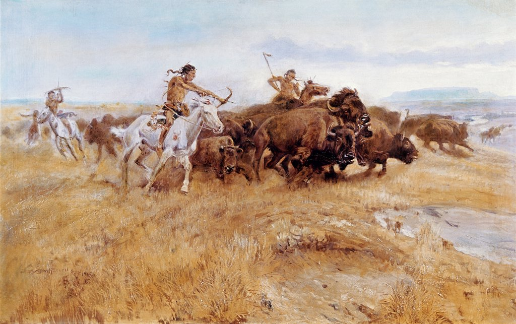 Buffalo Hunt