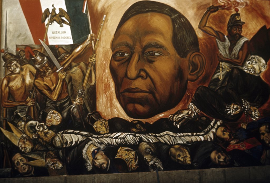 the life of benito juarez a mexican hero Hemiciclo a juarez, mexico 4 life hotels near el dedicated to the memory of benito juarez he is a national hero and a former president of mexico.