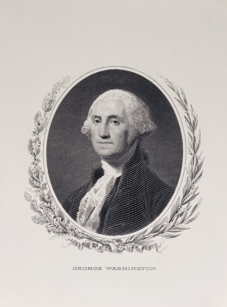 Stock Photo: 900-1032 George Washington