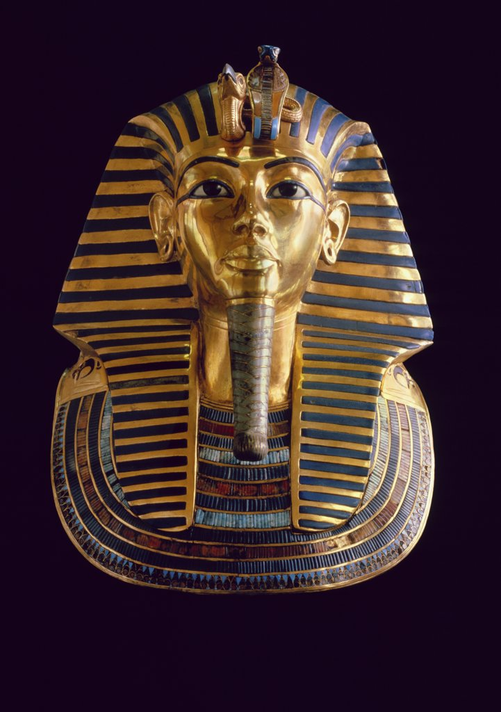 Tutankhamen:  The Gold Mask 
