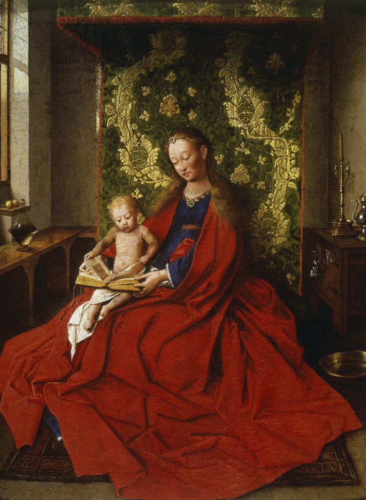 Stock Photo: 900-103595 Madonna & Child