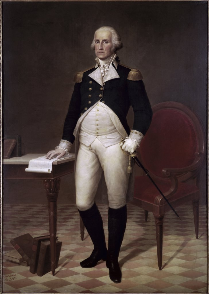 Stock Photo: 900-105617 George Washington
