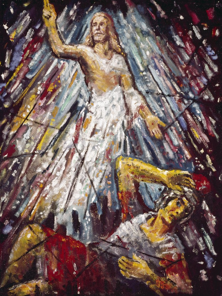 Stock Photo: 900-106364 The Resurrection,  by Vladimir Mazuranic