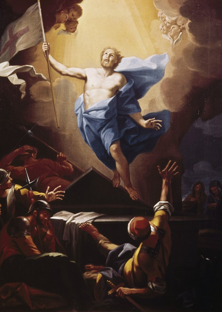 Stock Photo: 900-108285 The Resurrection 