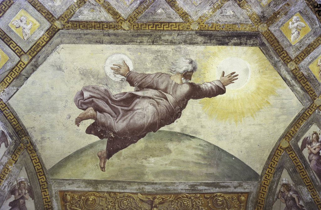The Creation of the Sun and Moon