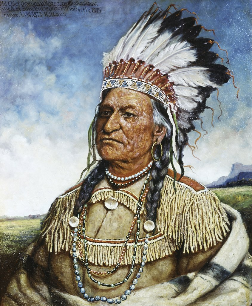 Old Chief American Horse