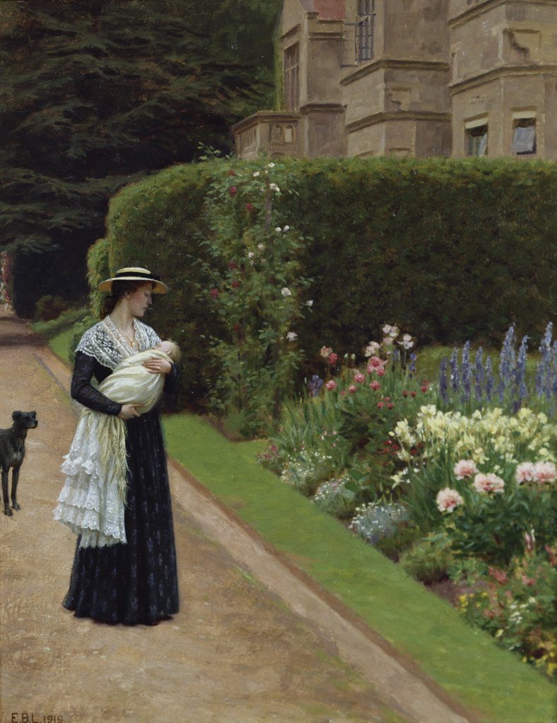 Stock Photo: 900-137286 The Lord of the Manor