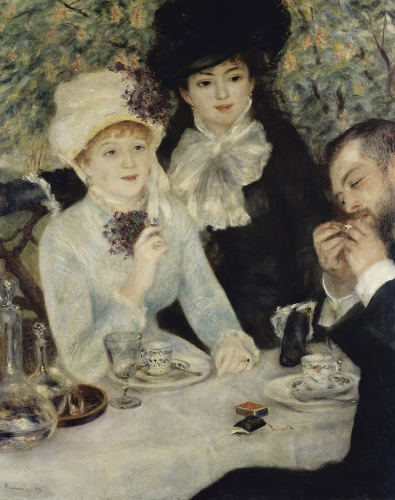 Stock Photo: 900-138927 After Lunch