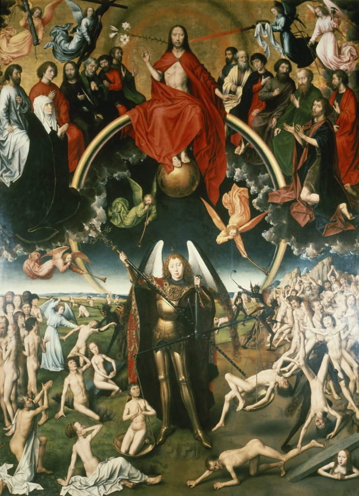 Stock Photo: 900-140792 The Last Judgement 