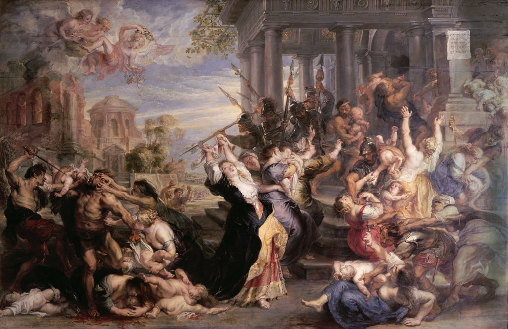 Stock Photo: 900-142284 Slaughter of the Innocents