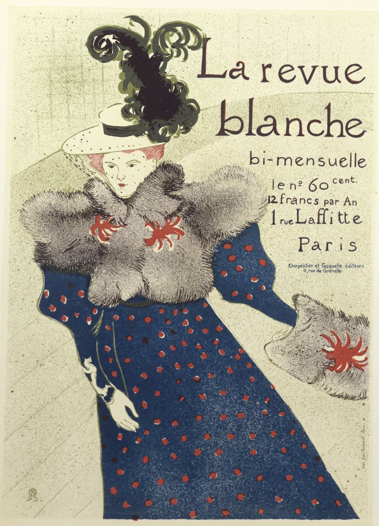 Stock Photo: 900-142462 La Revue Blanche