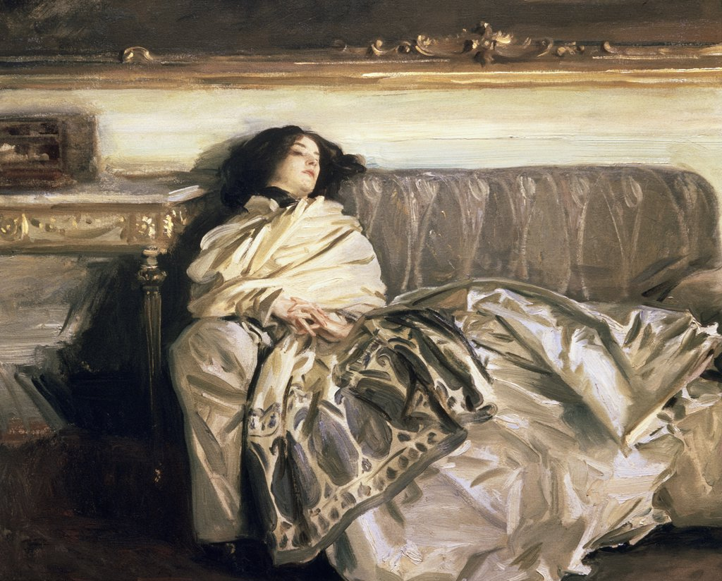 Stock Photo: 900-145673 Repose