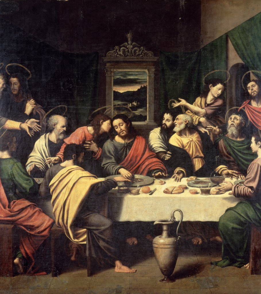 Stock Photo: 900-223 The Last Supper