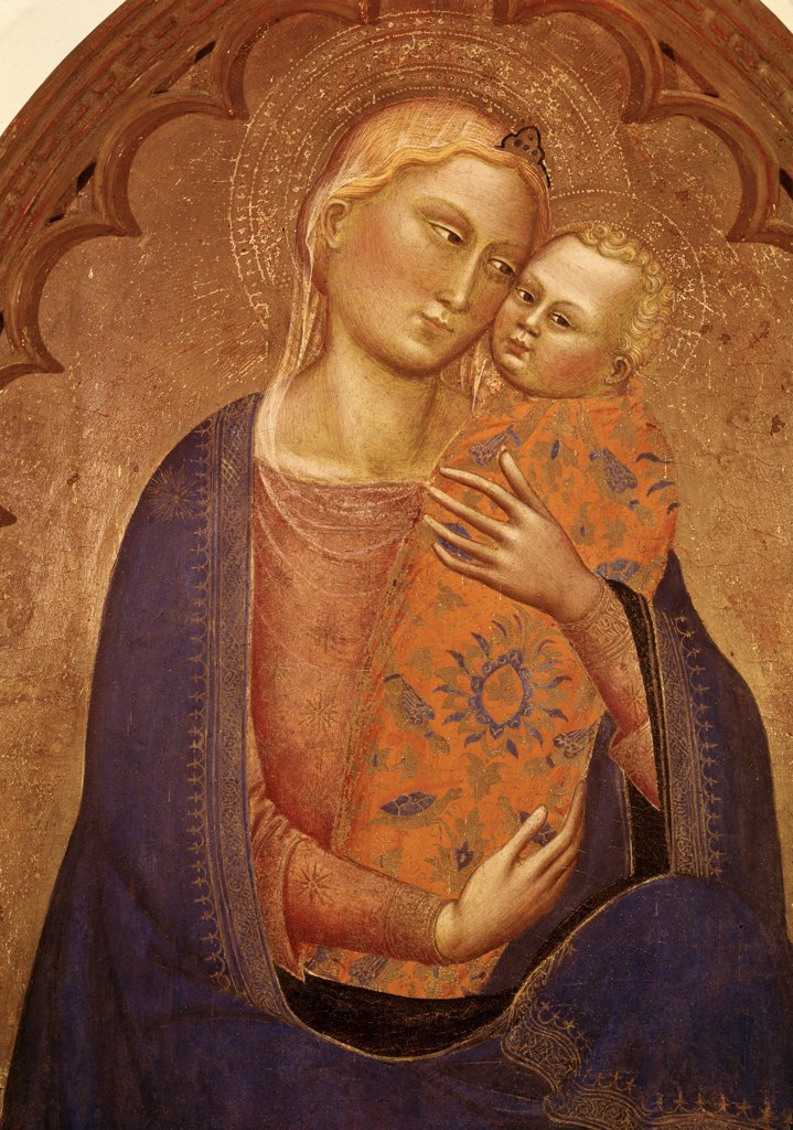 Stock Photo: 900-412560 Madonna and Child