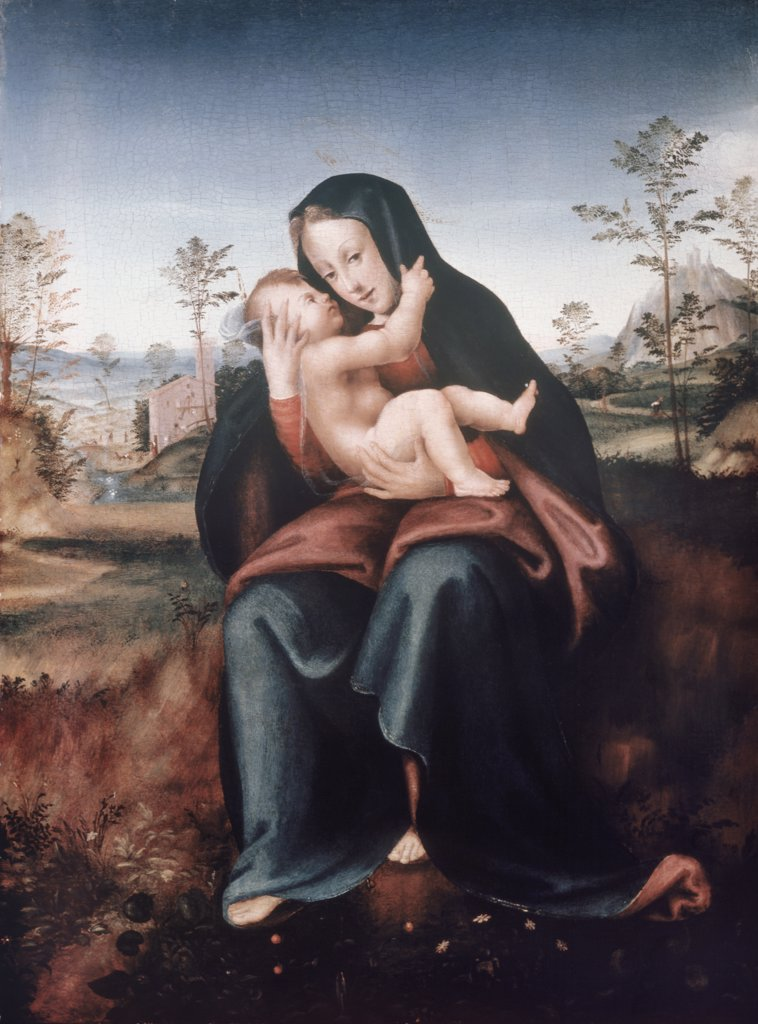 Madonna & Child