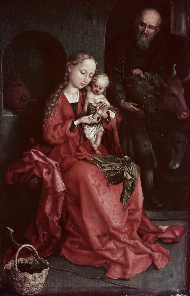 Stock Photo: 900-6259 The Holy Family 