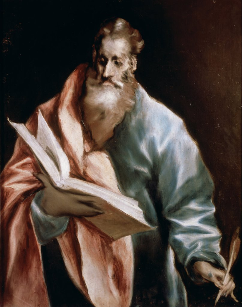 Stock Photo: 900-6319 Saint Matthew