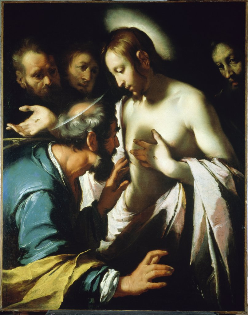 Stock Photo: 900-676 Doubting Thomas 