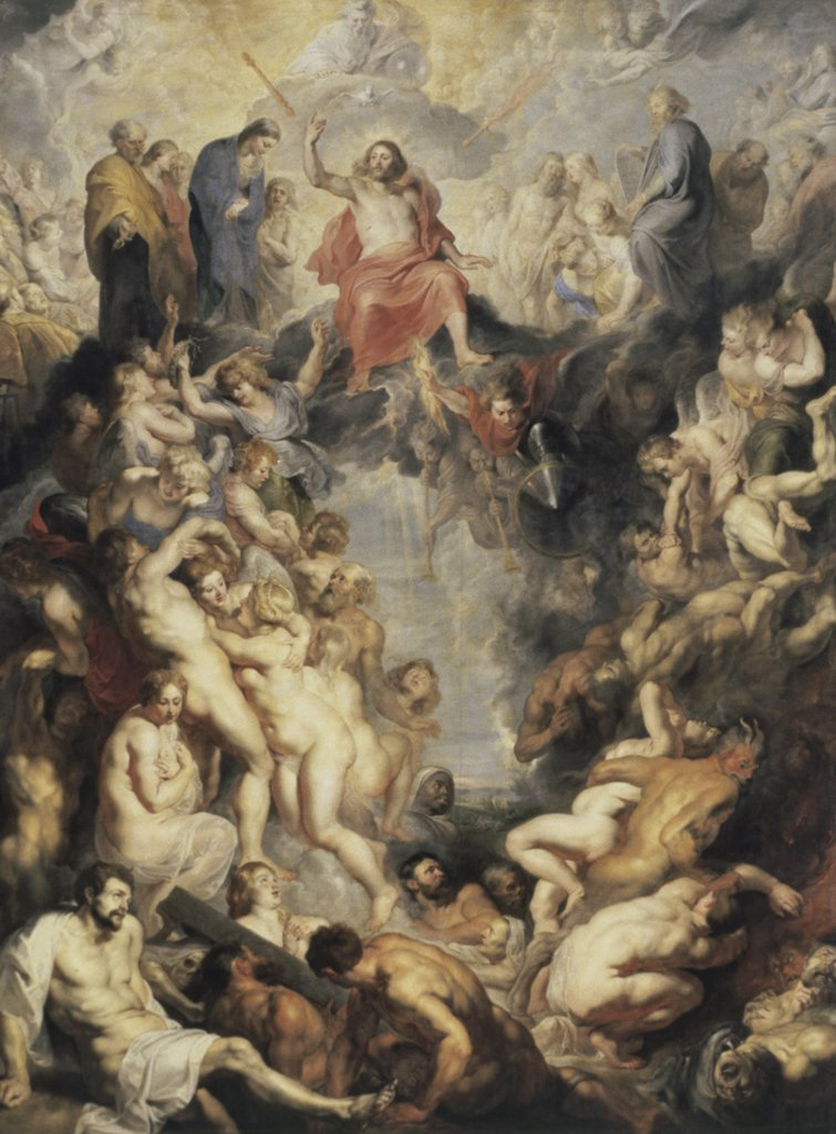 Stock Photo: 900-772 The Last Judgement
