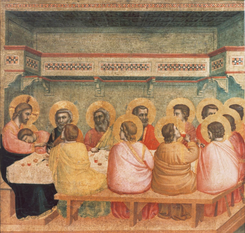 Stock Photo: 900-773 The Last Supper