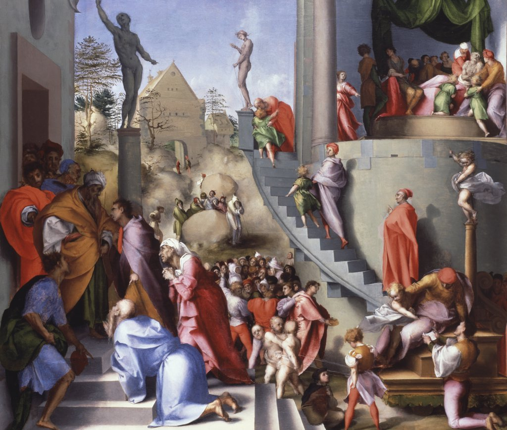 Stock Photo: 900-829 Joseph in Egypt
