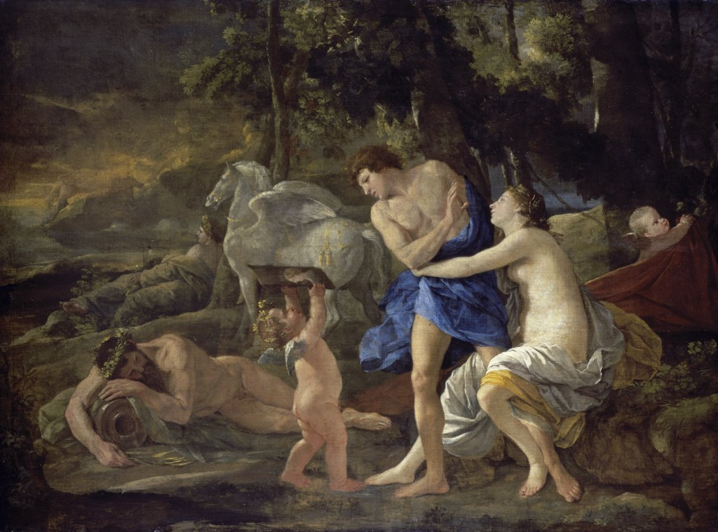 Cephalus & Aurora