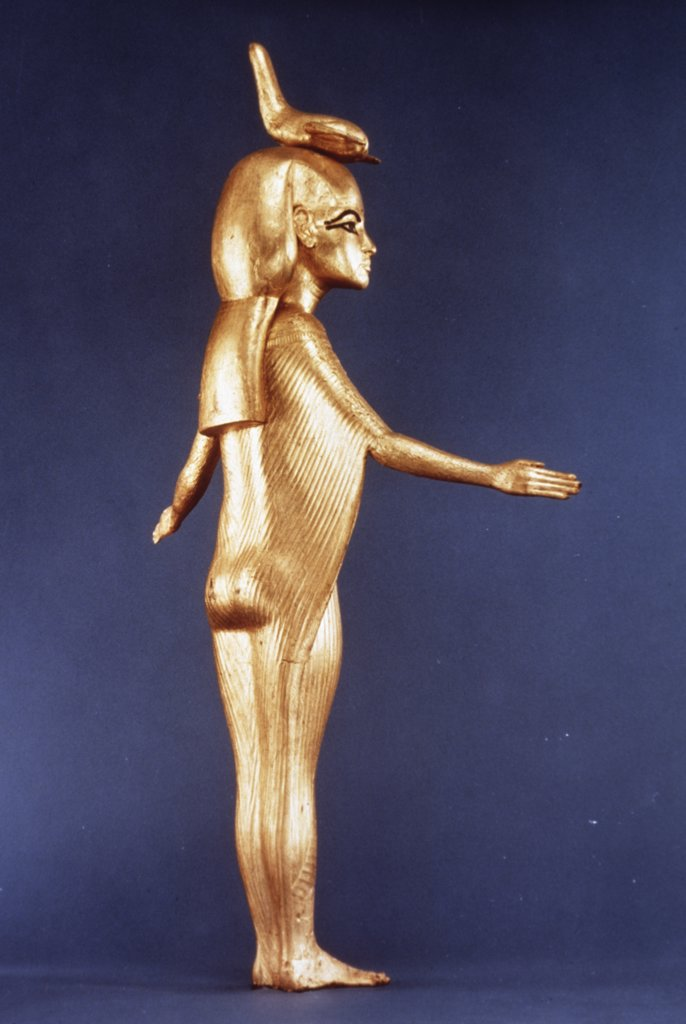 Stock Photo: 900-848 Tutankhamen: Selket