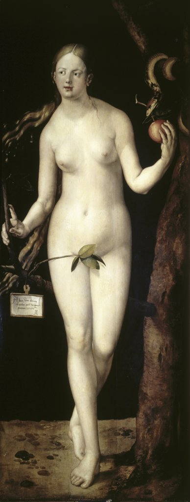 Stock Photo: 900-861 Eve 