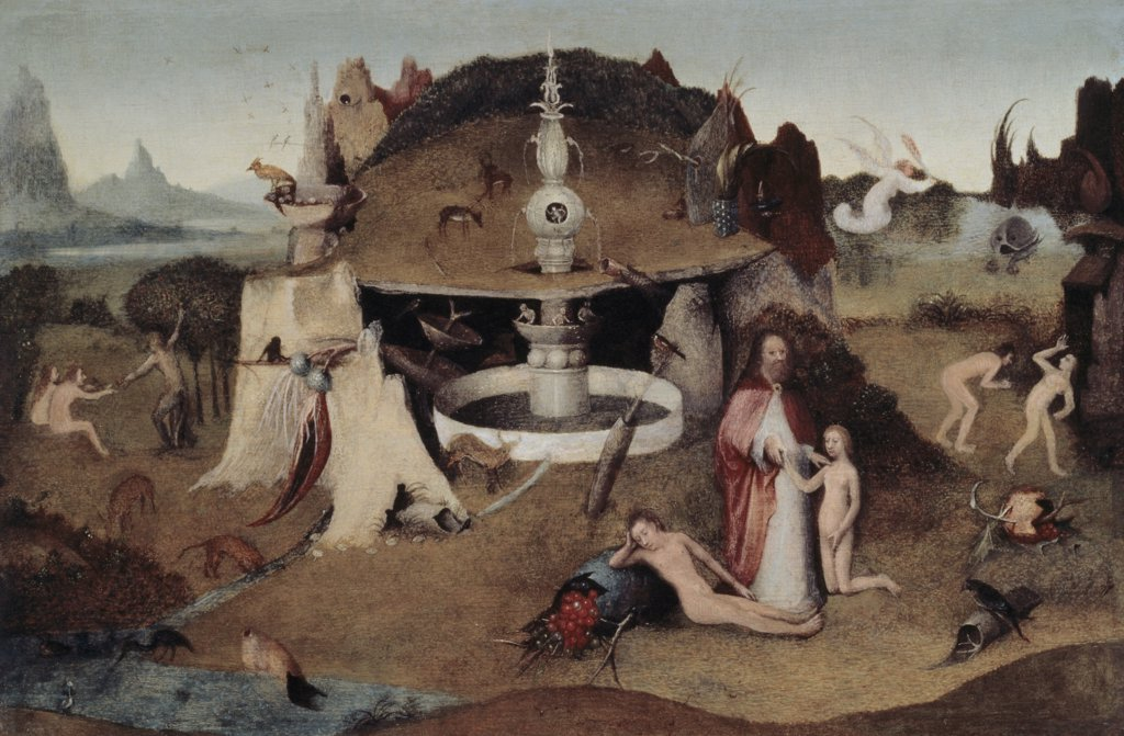 Stock Photo: 900-865 The Garden of Paradise