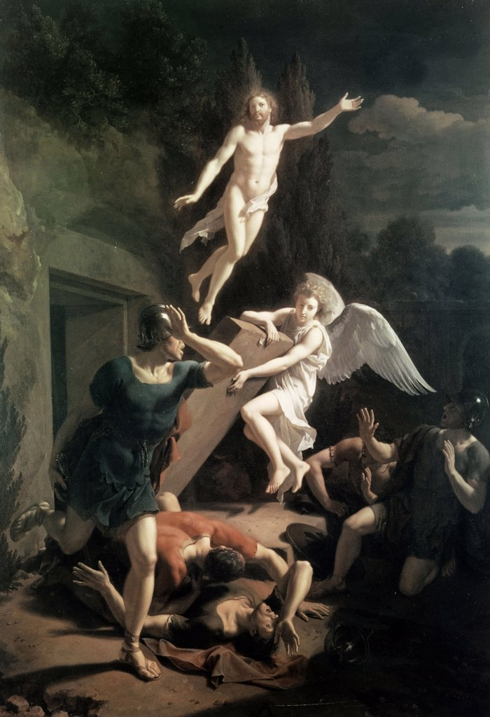 Stock Photo: 900-8952 The Resurrection