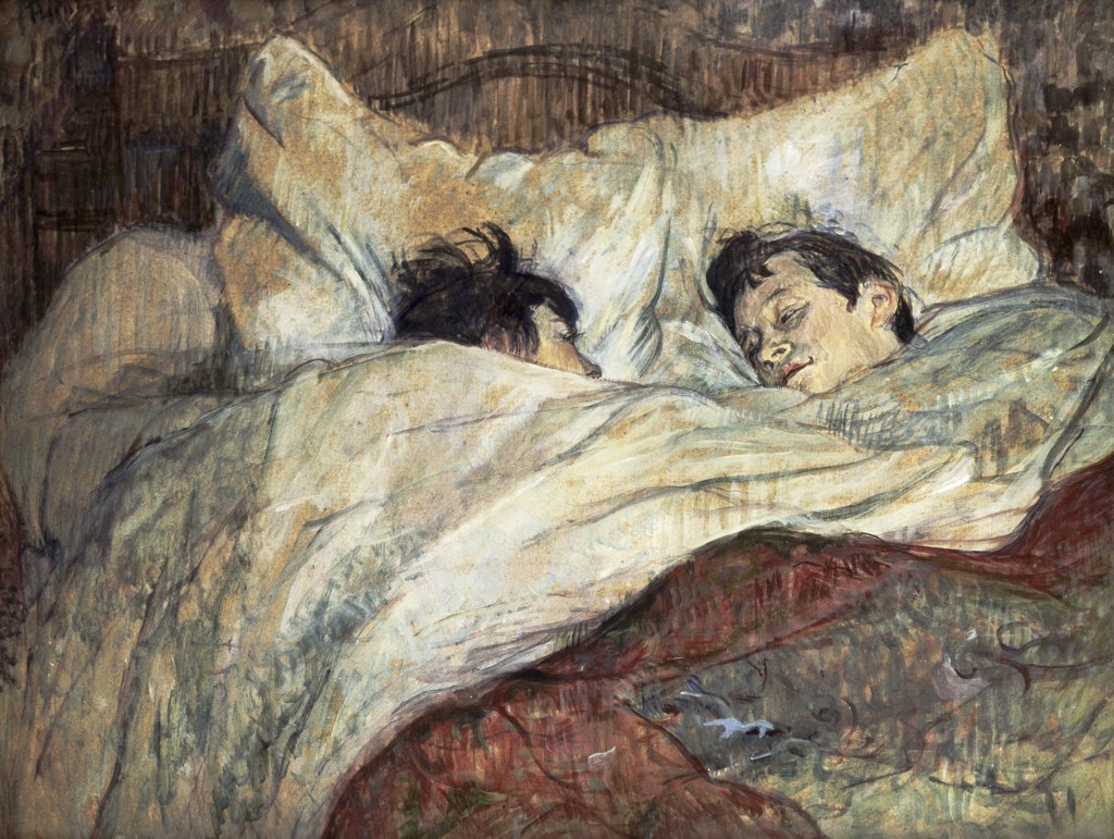 Stock Photo: 900-896 Le Lit 