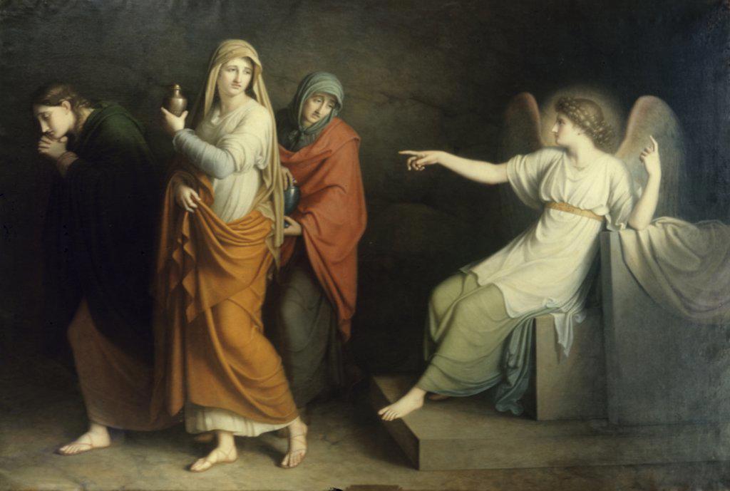 The Three Mary's Gaspako Lando  : Stock Photo