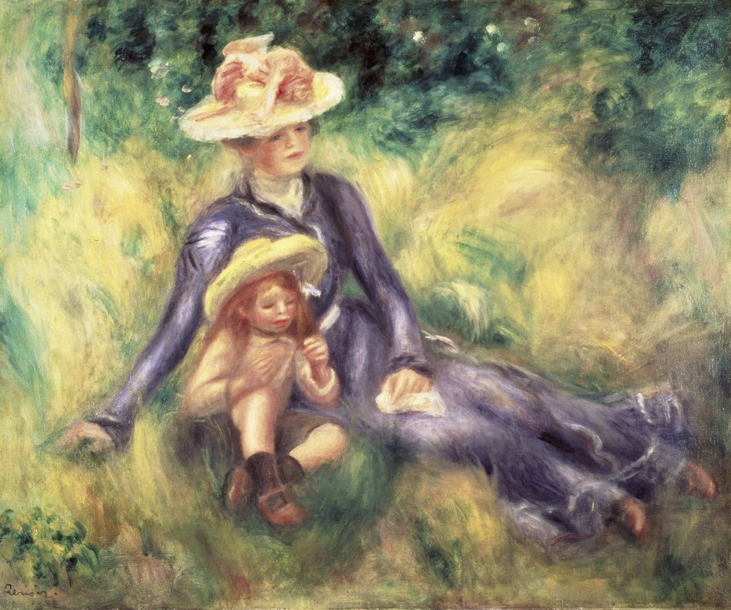 Stock Photo: 900-986 Yvonne and Jean 