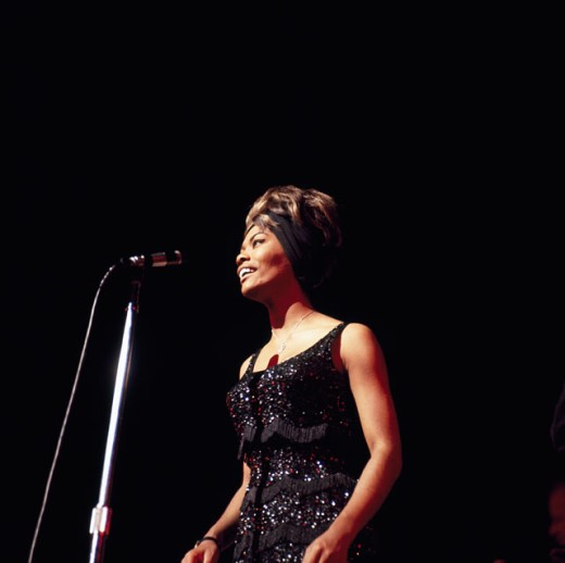 Stock Photo: 903-107964 Dionne Warwick