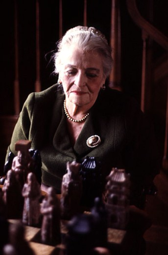 Stock Photo: 903-2249 Pearl S. Buck, American Author, (1892-1973)