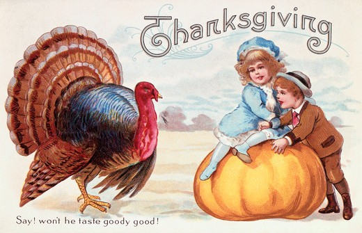 Stock Photo: 980-1046 Thanksgiving