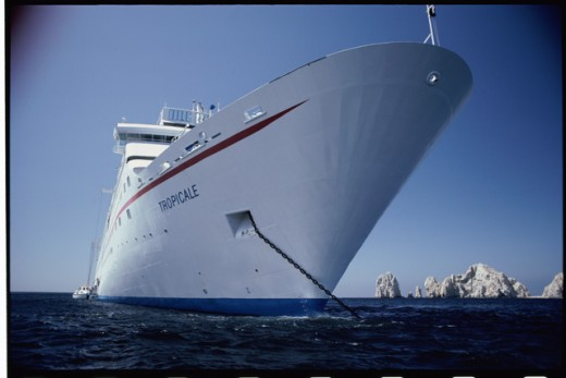 "Cruise Ship ""Tropicale""