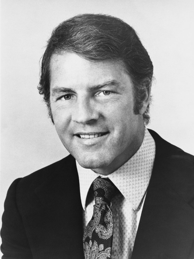 Stock Photo: 990-118203 Frank Gifford