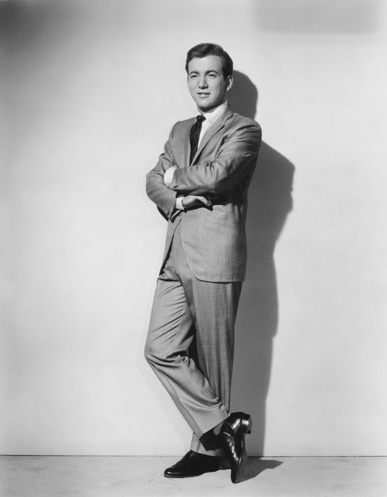 Stock Photo: 990-233 Bobby Darin Singer and Actor